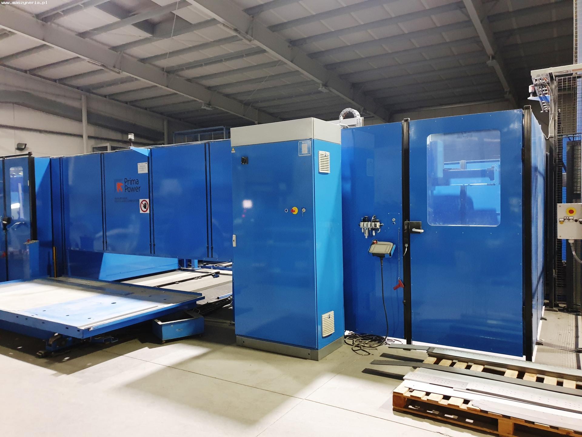 La linea di lavorazione lamiera PRIMA POWER LPE6F in vendita - foto 1