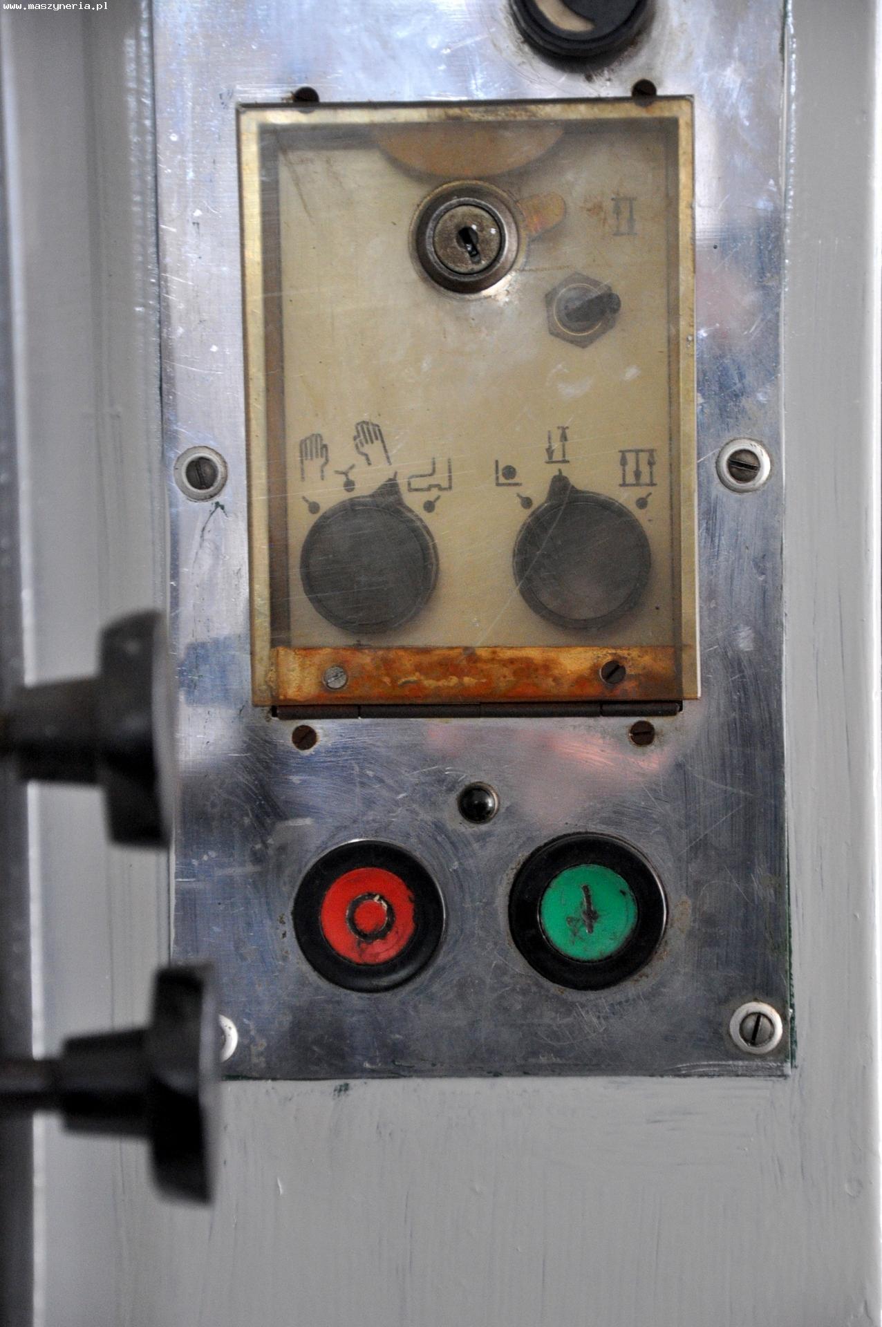 Pressa idraulica WMW ERFURT PYE 63 S1 in vendita - foto 5