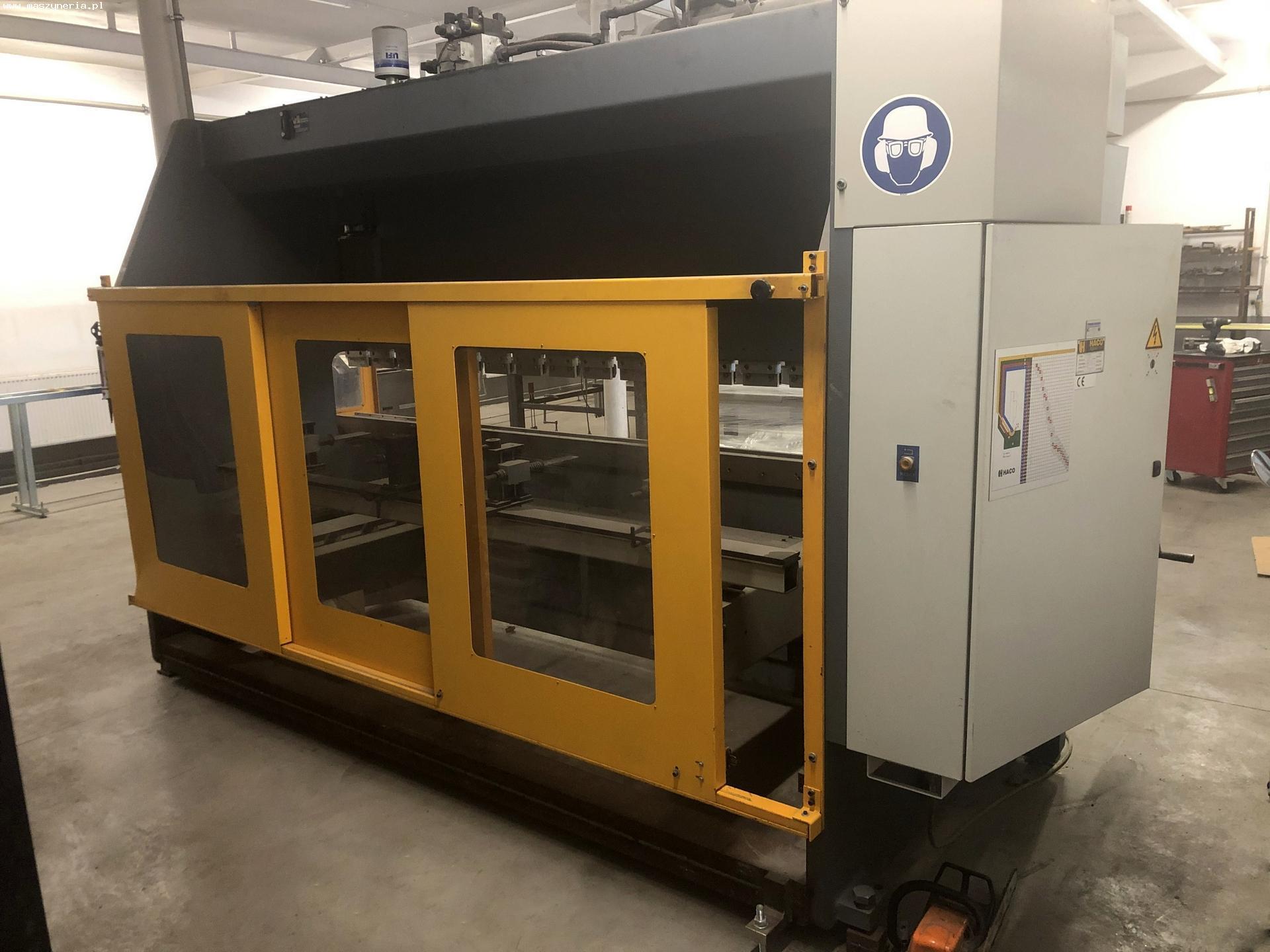 Pressa piegatrice CNC HACO ERM 36135 in vendita - foto 5