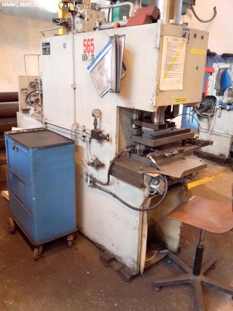 Pressa idraulica HIRSCH ATTING UMA 50 in vendita - foto 1