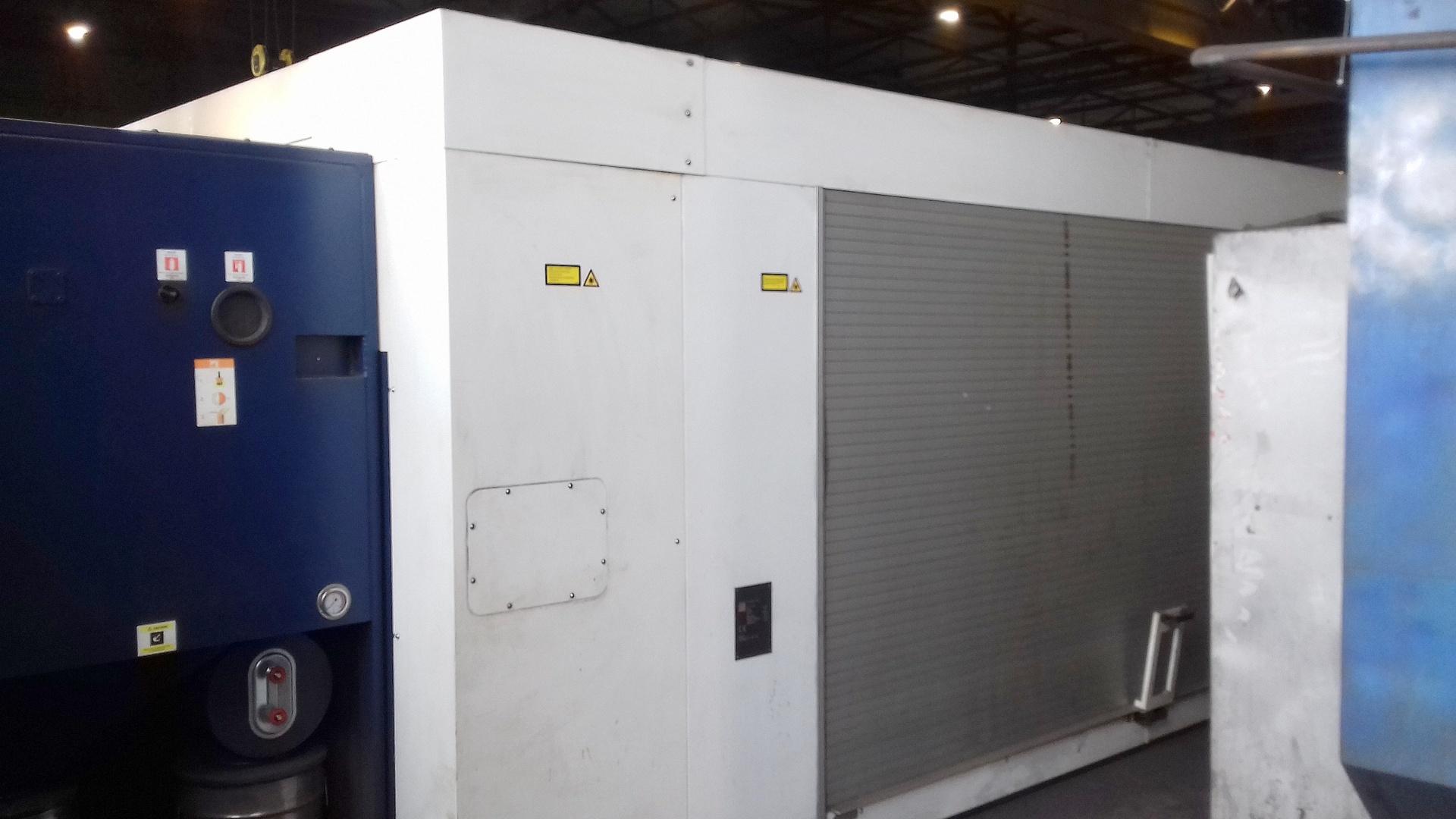 Macchina taglio laser TRUMPF TRULASER 1030 FIBER in vendita - foto 4