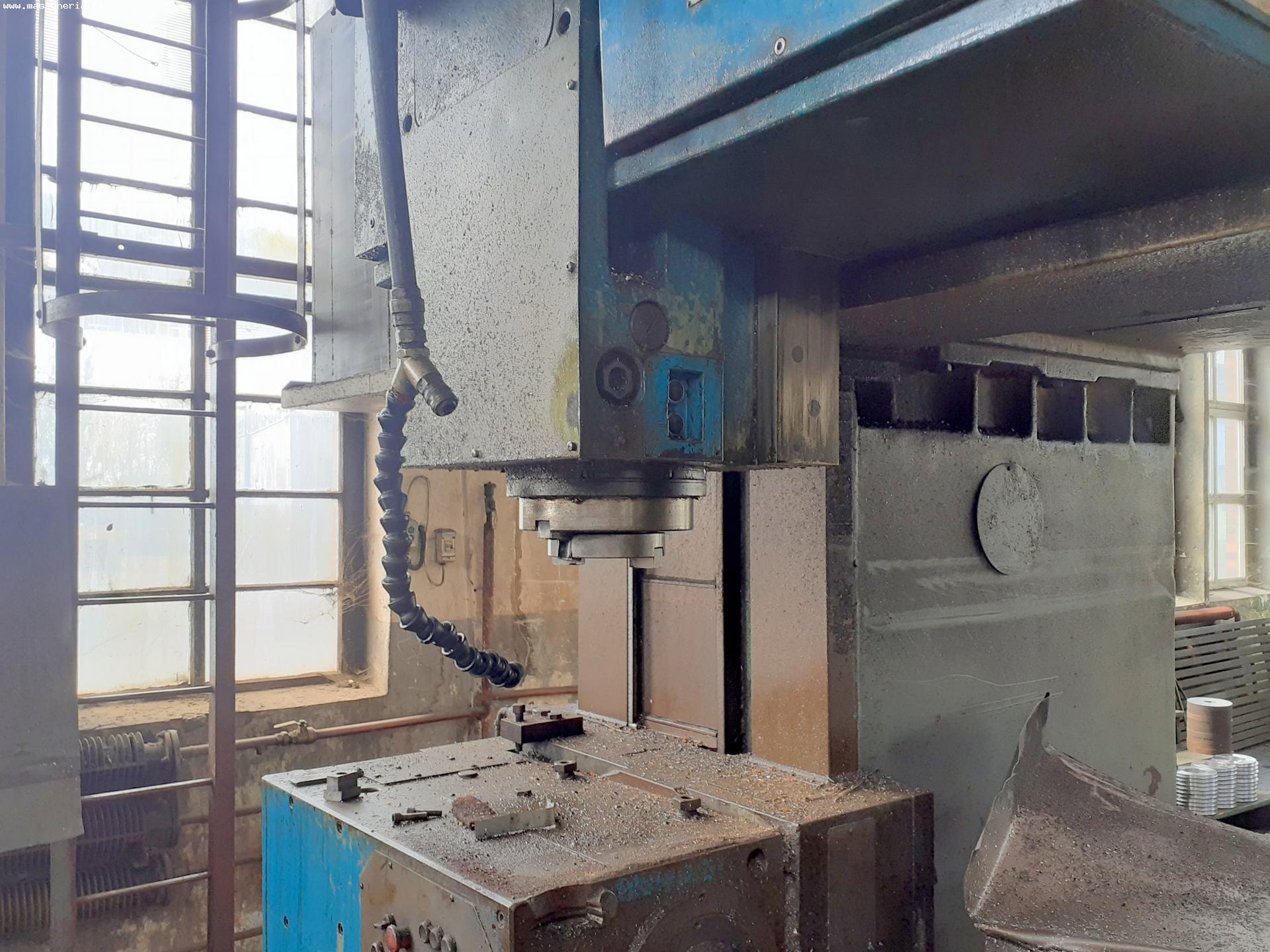 Fresatrice a portale CNC STANKOIMPORT 6M610F11 in vendita - foto 4
