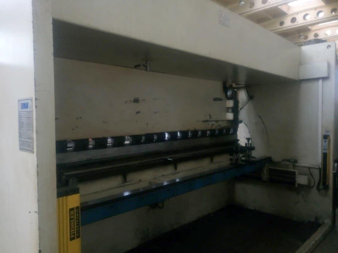 Pressa piegatrice CNC ERMAK CNCAP-4100X200 in vendita - foto 4