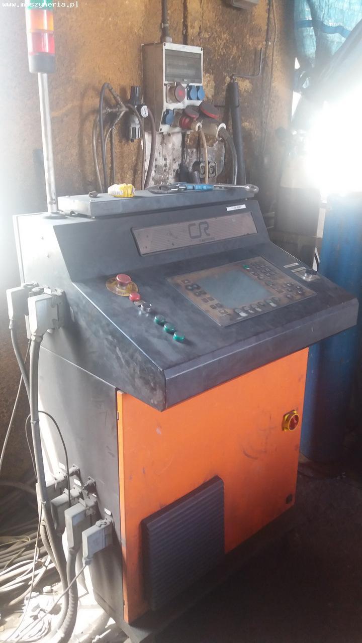 Impianto taglio al plasma CR ELECTRONIC EU 3-15 S in vendita - foto 3