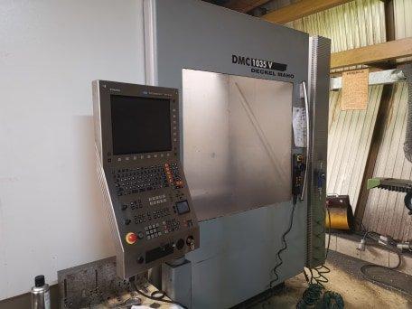 Centro di fresatura DMG DECKEL MAHO DMC 1035V in vendita - foto 2