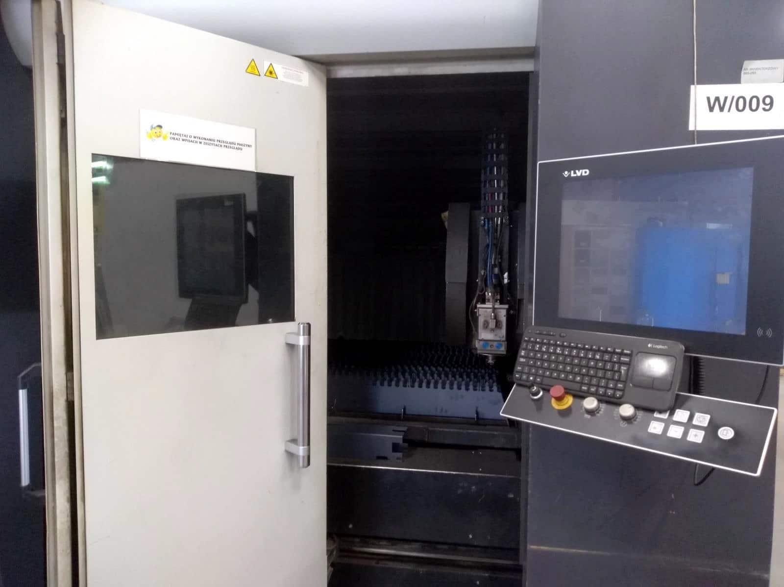 Laser a fibra LVD ELECTRA FL-3015 in vendita - foto 2