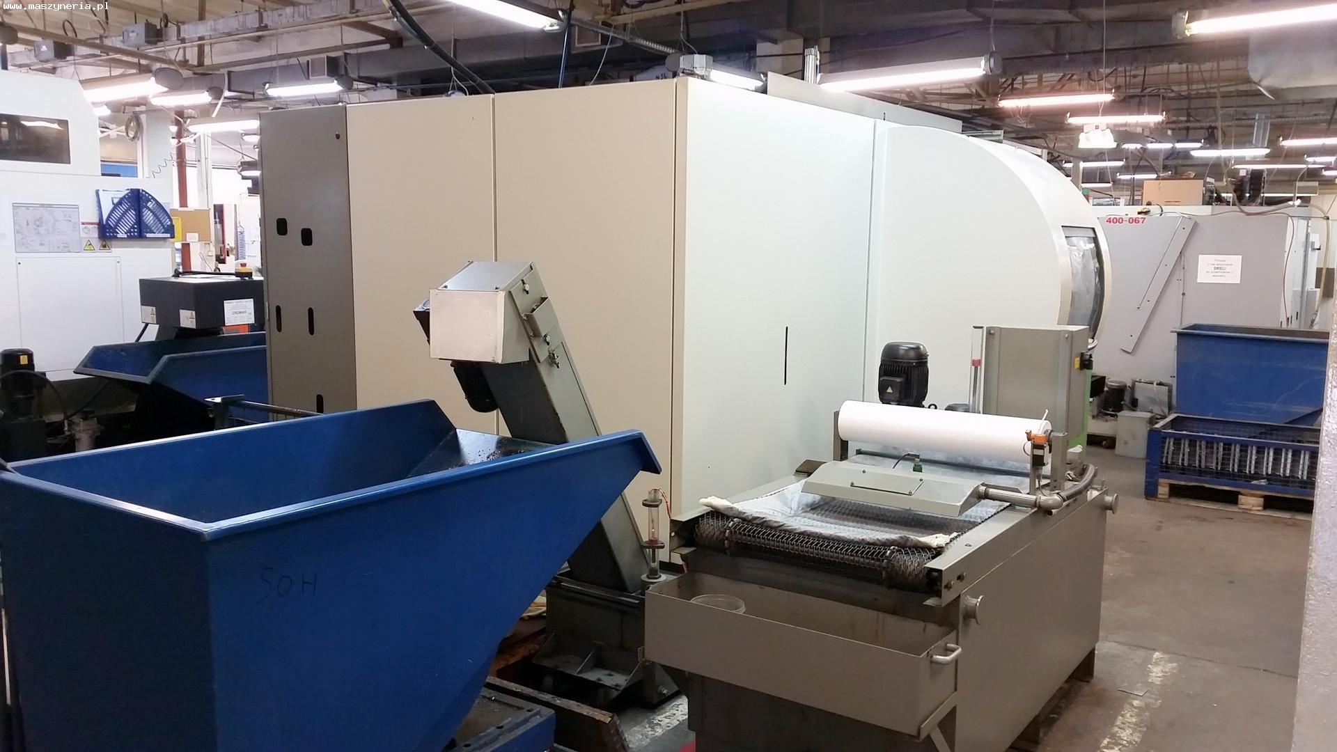 Centro di fresatura orizzontale DECKEL MAHO DMC 50H in vendita - foto 5