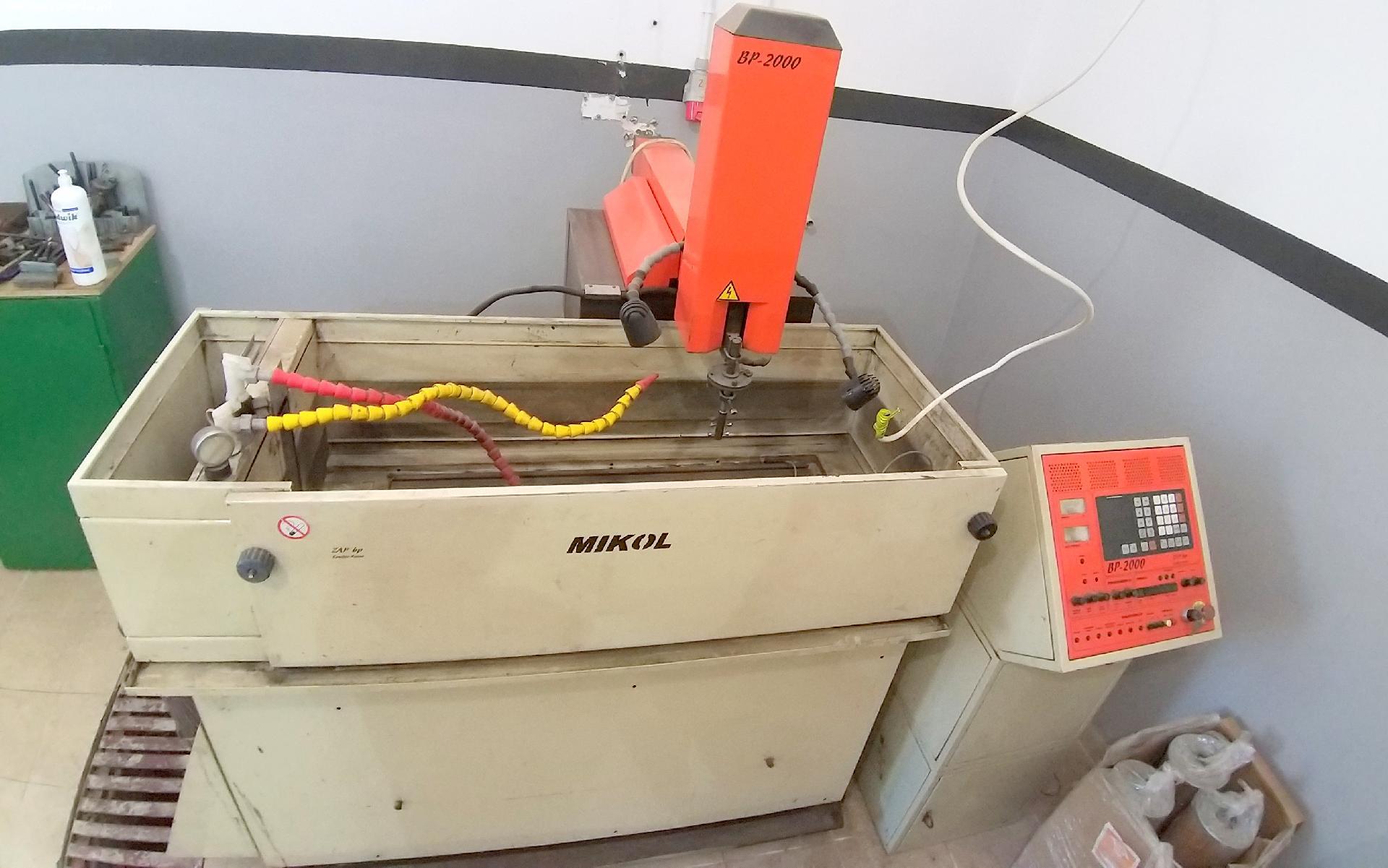 Macchina per elettroerosione a tuffo ZAP BP 2000 in vendita - foto 2