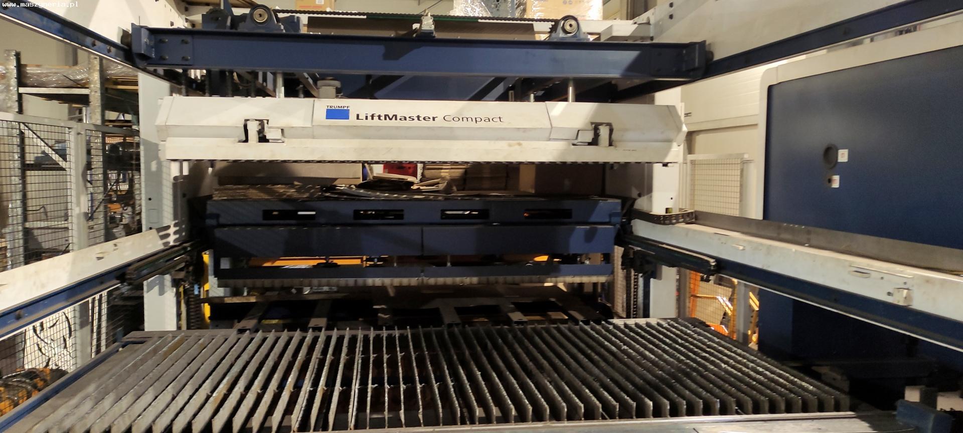 Magazzino lamiera TRUMPF LiftMaster Compact in vendita - foto 3