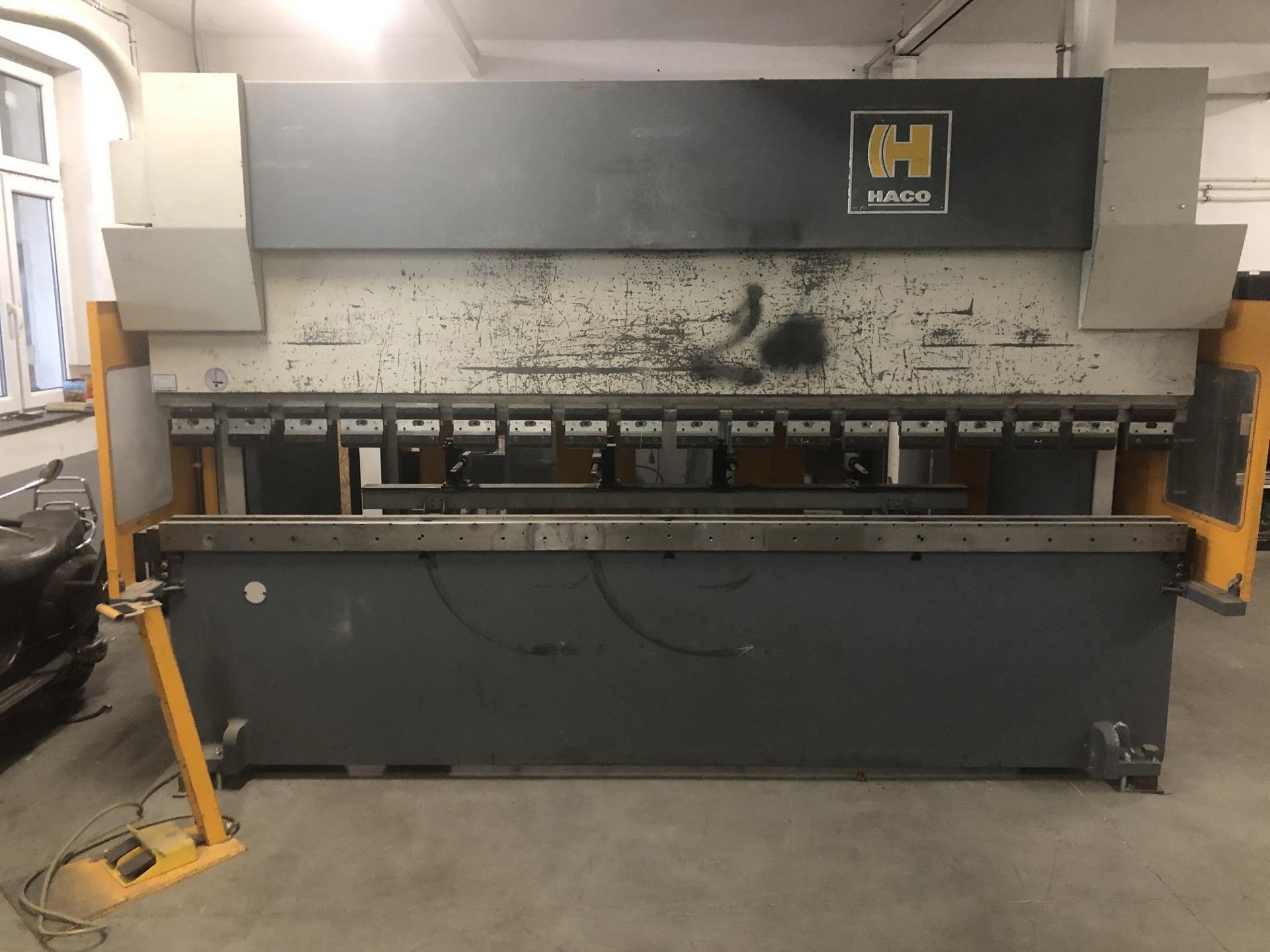 Pressa piegatrice CNC HACO ERM 36135 in vendita - foto 1