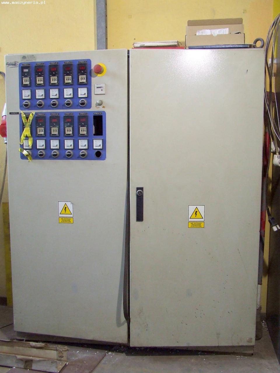 Linea ZMCH METALCHEM T-60 PVC in vendita - foto 4
