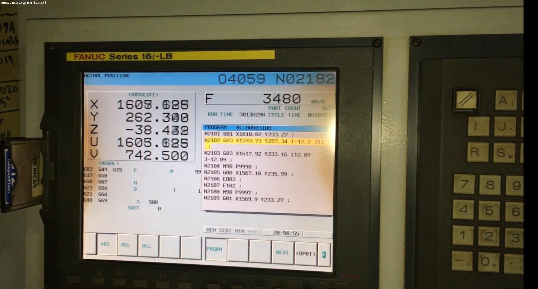 Macchina taglio laser ERMAKSAN LASERMAK 4000,3 x 1,5 in vendita - foto 4