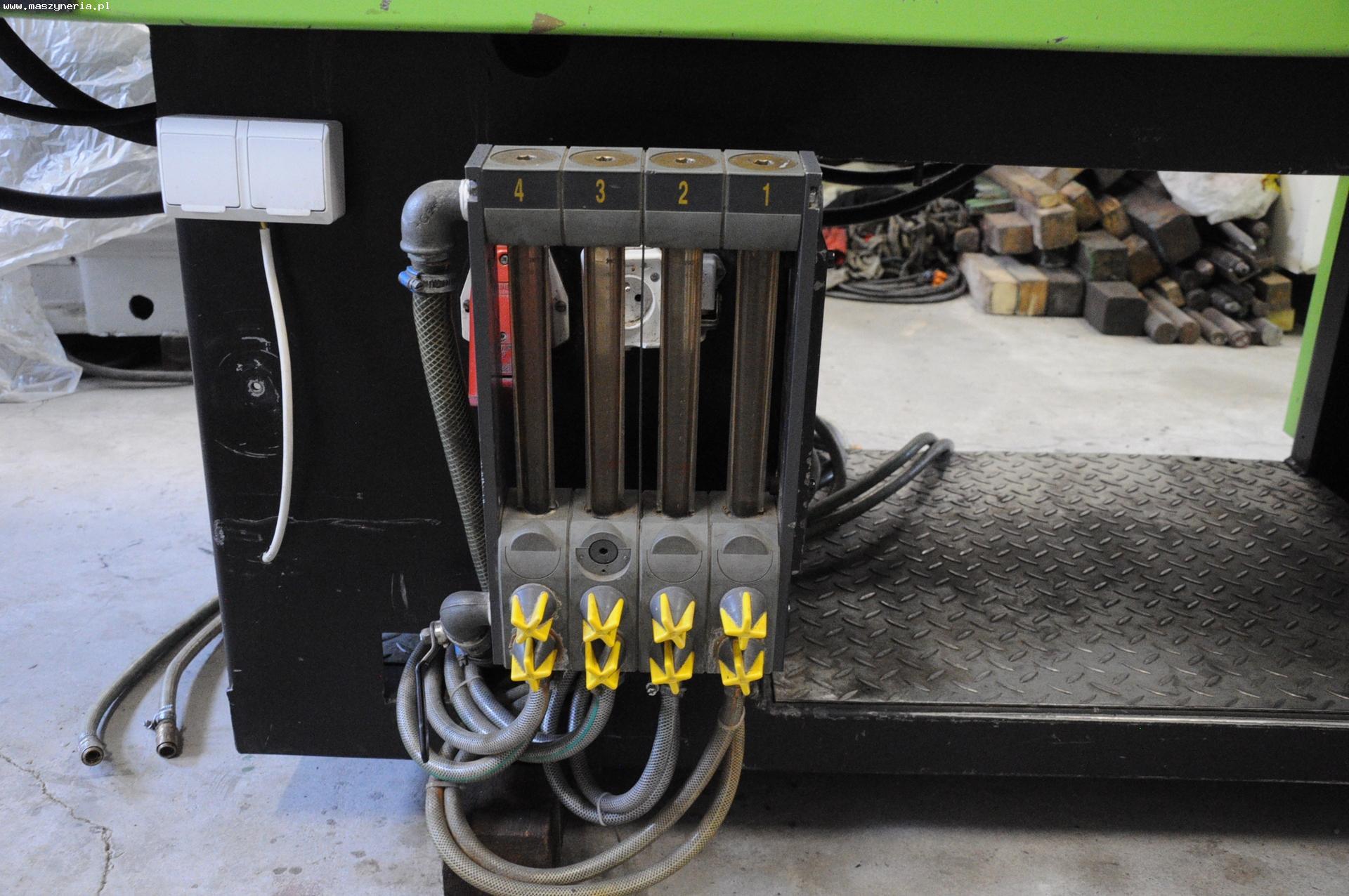 Pressa ad iniezione ENGEL ES 330/80 HL ST in vendita - foto 7