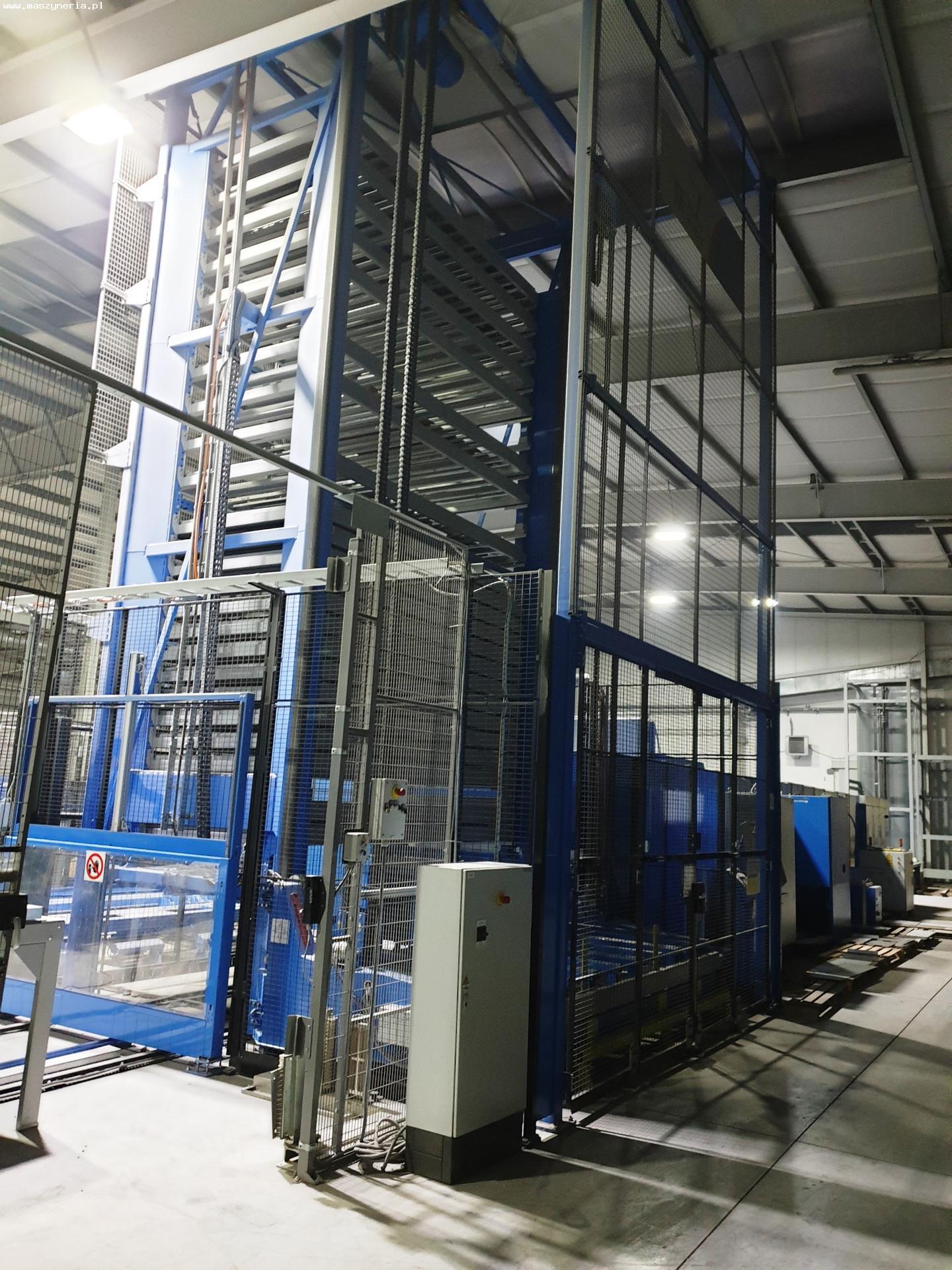 La linea di lavorazione lamiera PRIMA POWER LPE6F in vendita - foto 5