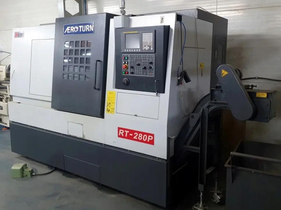 Tornio CNC MDM AERO TURN RT-280P in vendita - foto 1