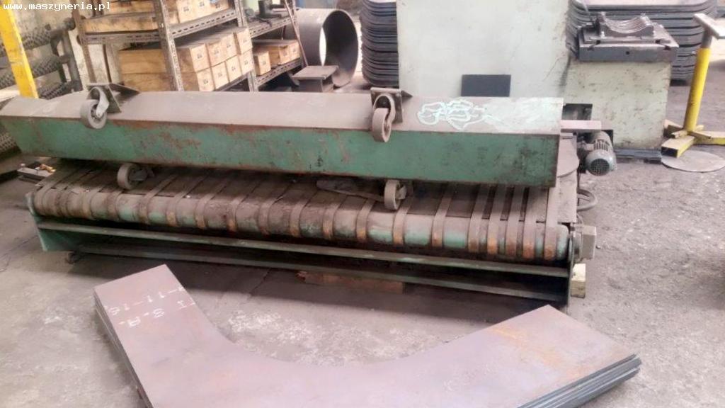 Cesoia a ghigliottina idraulica LVD MV 25/4 in vendita - foto 4