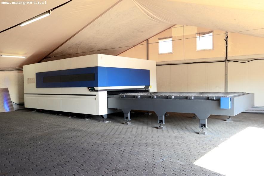 Macchina taglio laser fibra WUXI CHEERON QY-LC1500-2540 in vendita - foto 1