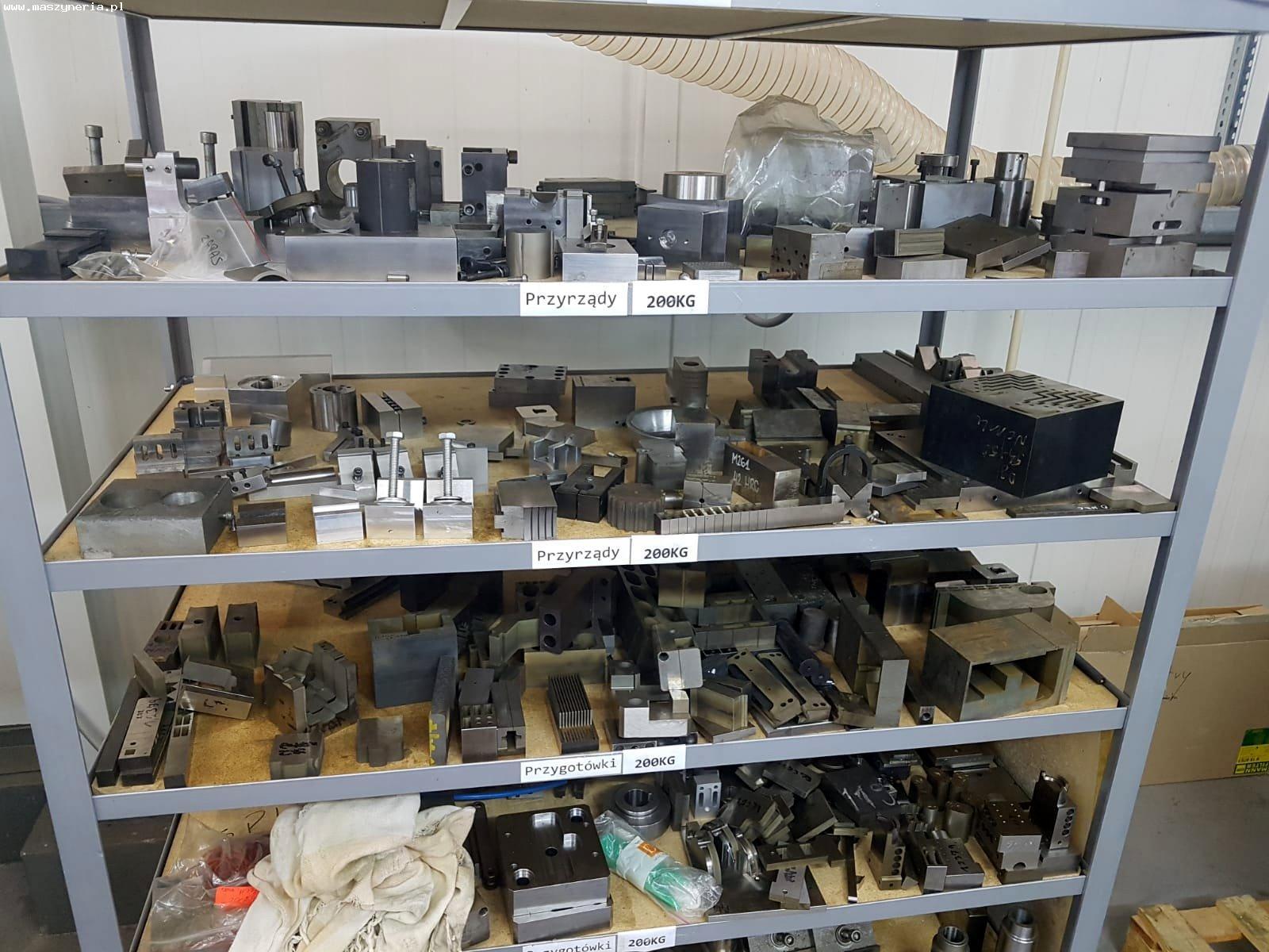 Elettroerosione a tuffo AGIE CHARMILLES FO 350 MS in vendita - foto 10