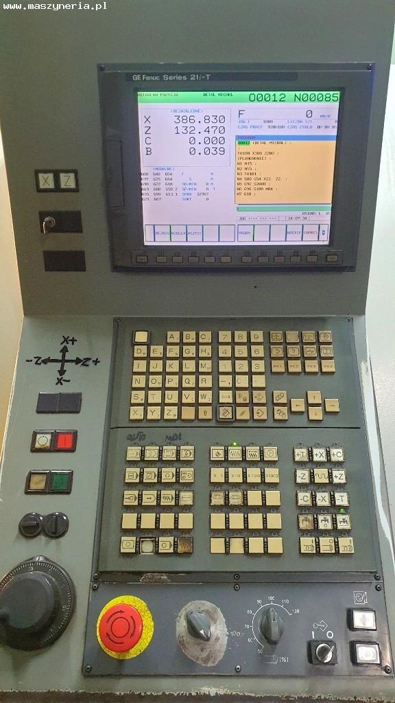 Tornio CNC GILDEMEISTER CTX 400S 2 in vendita - foto 3