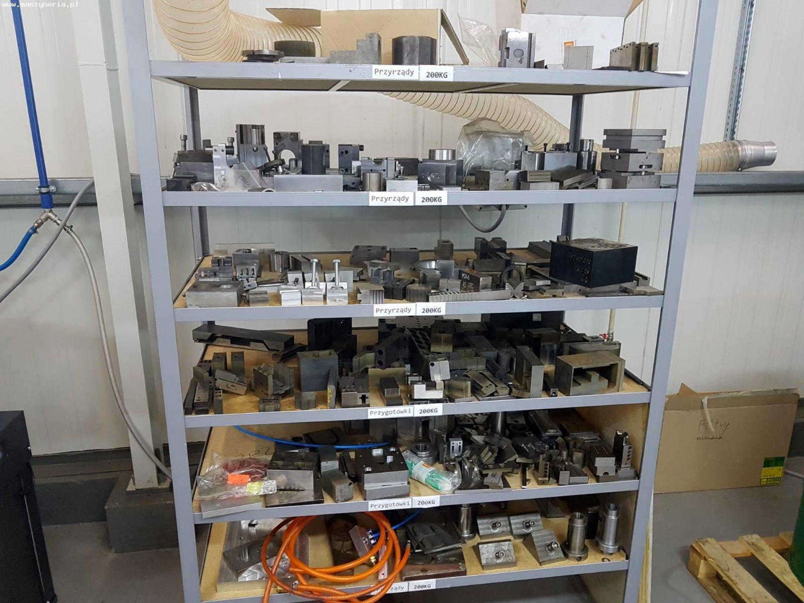 Elettroerosione a tuffo AGIE CHARMILLES FO 350 MS in vendita - foto 9