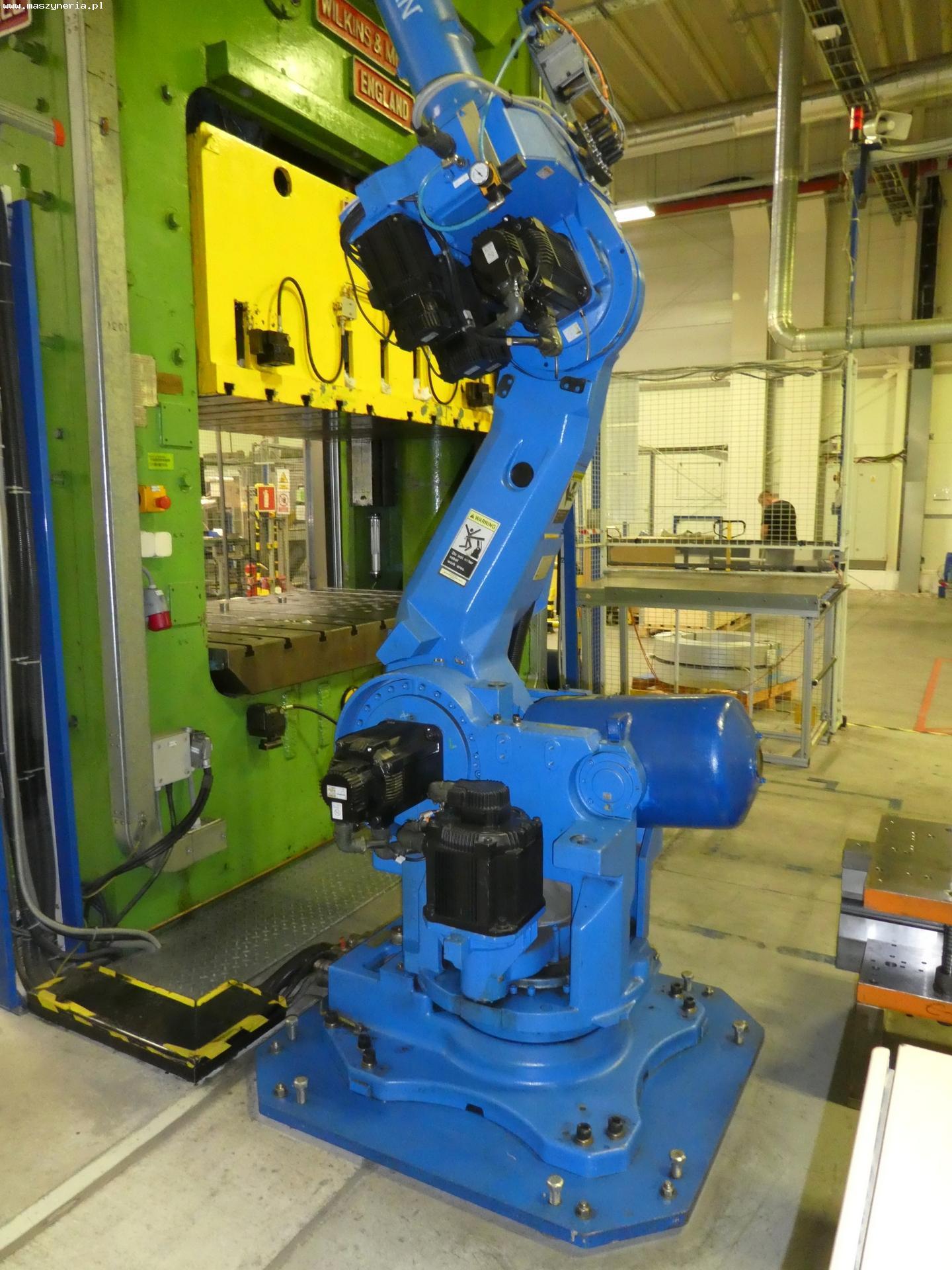 Pressa meccanica due montanti WILKINS MITCHELL E84-4-12 in vendita - foto 2