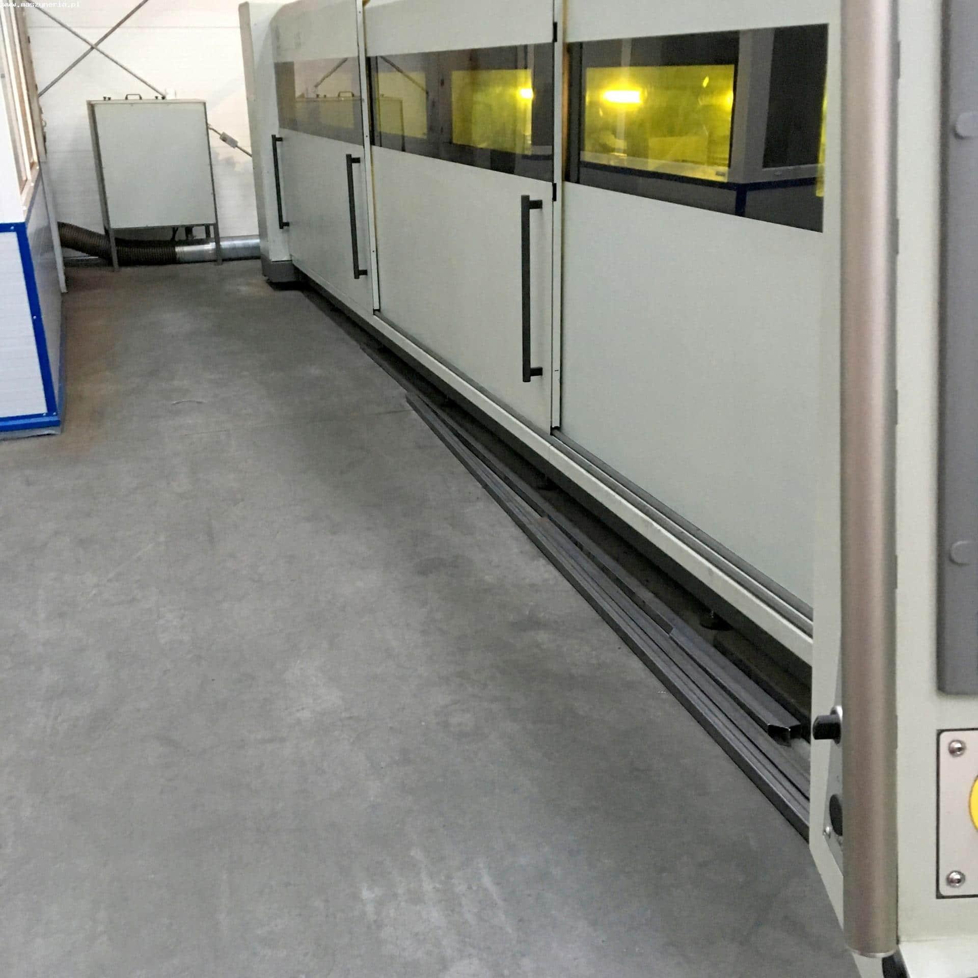 Laser COMBO BLM LC5 FIBER in vendita - foto 4