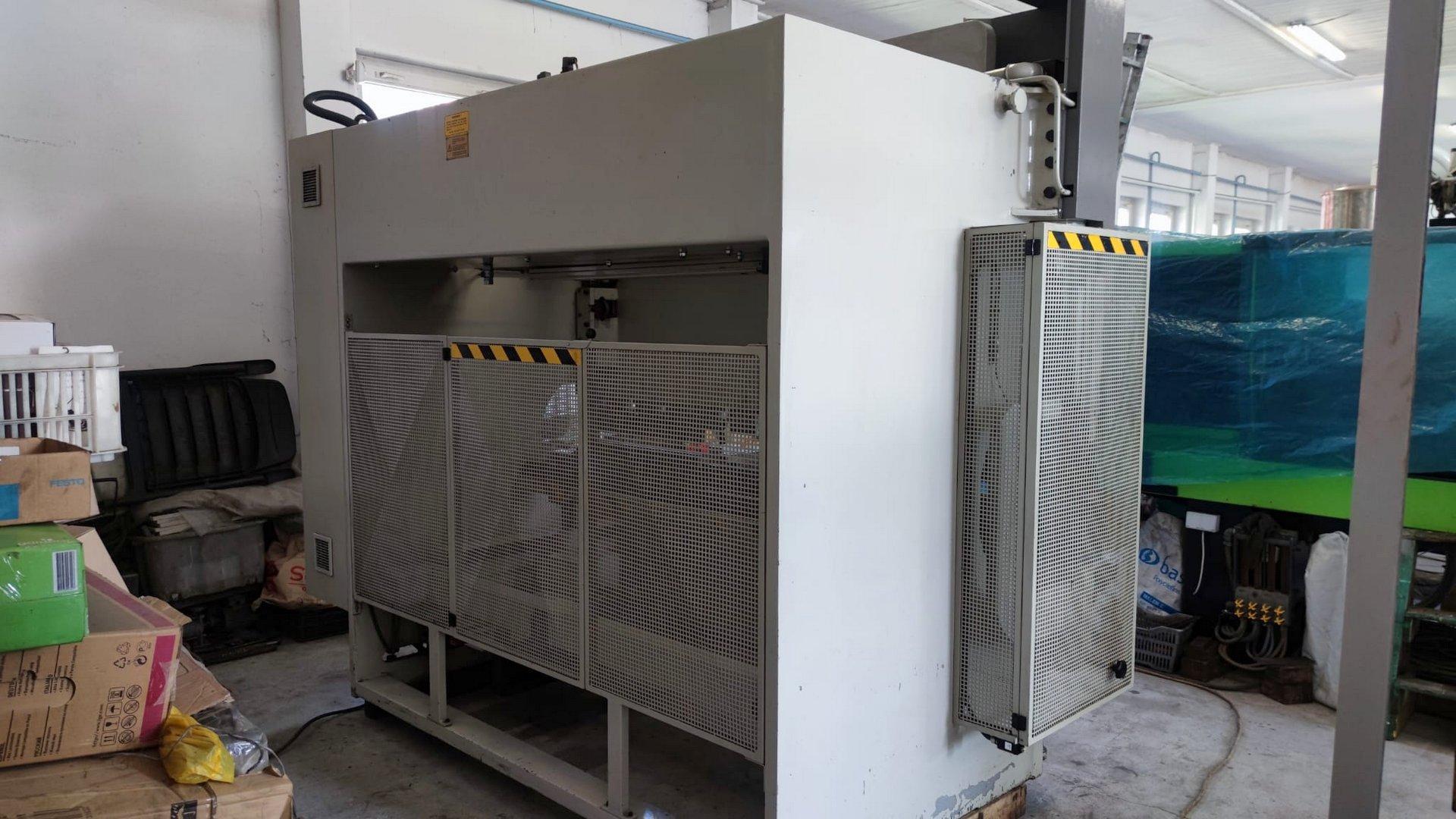 Pressa piegatrice idraulica CNC DURMA HAP 2580 in vendita - foto 4