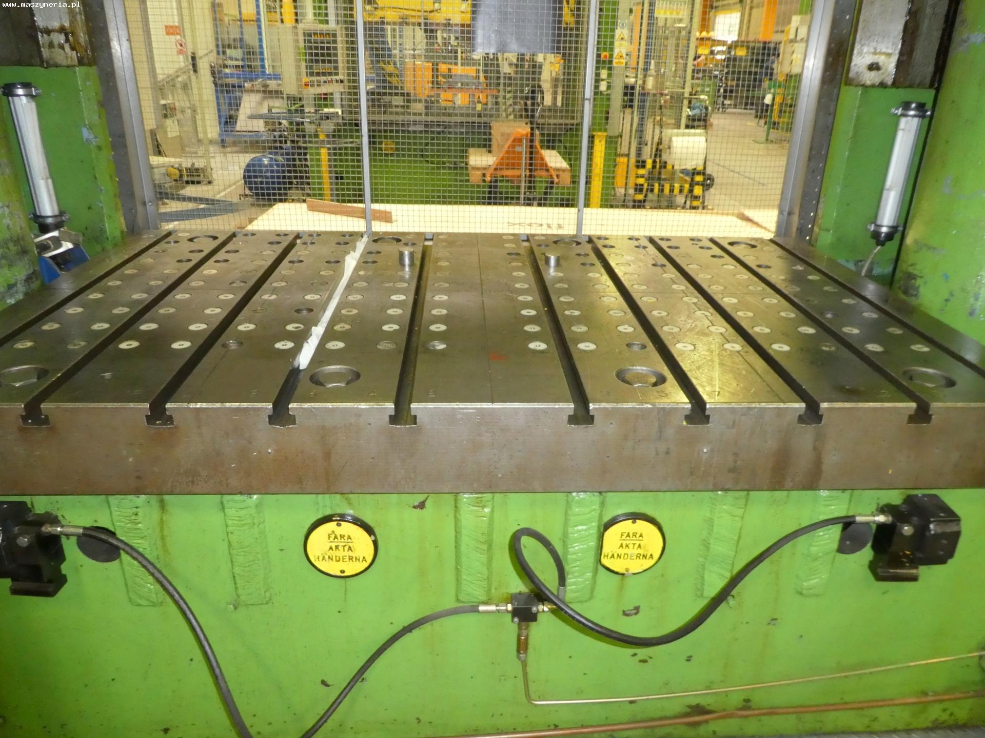 Pressa meccanica due montanti WILKINS MITCHELL E84-4-12 in vendita - foto 4