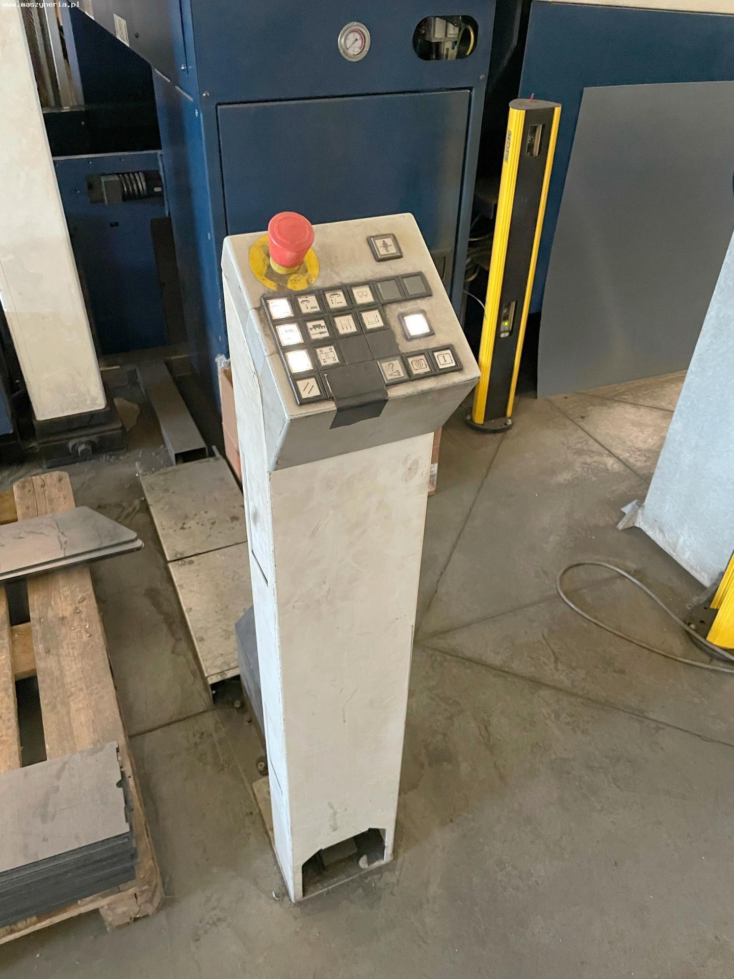 Magazzino lamiera TRUMPF LiftMaster Compact in vendita - foto 5