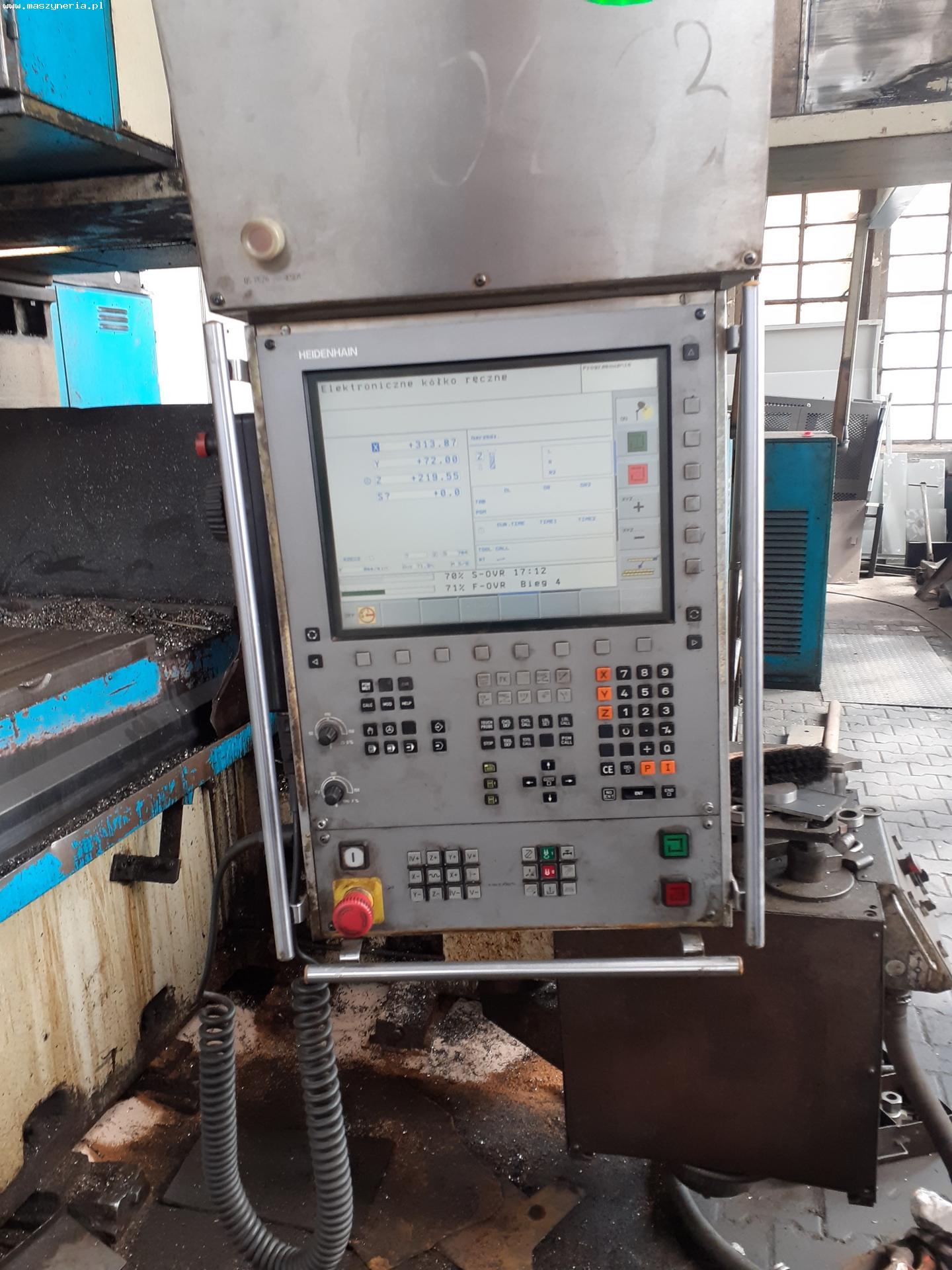 Fresatrice a portale CNC STANKOIMPORT 6M610F11 in vendita - foto 5
