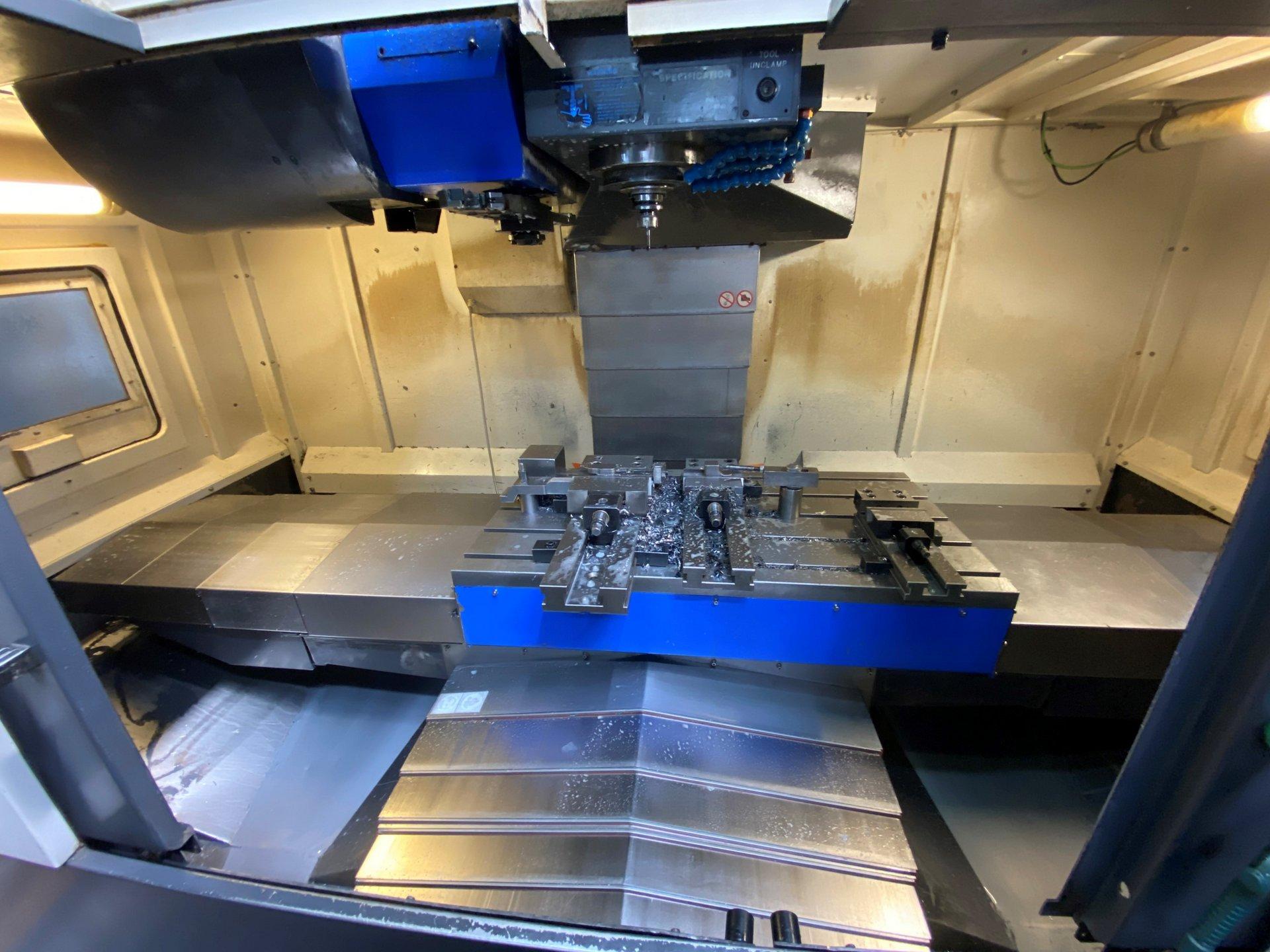 Centro di fresatura CNC HWACHEON VESTA 1050B 8 in vendita - foto 3