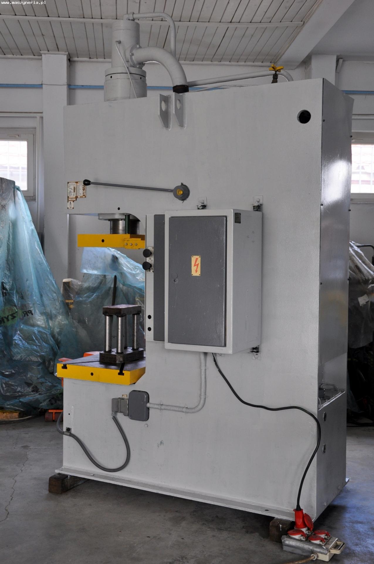 Pressa idraulica WMW ERFURT PYE 63 S1 in vendita - foto 3