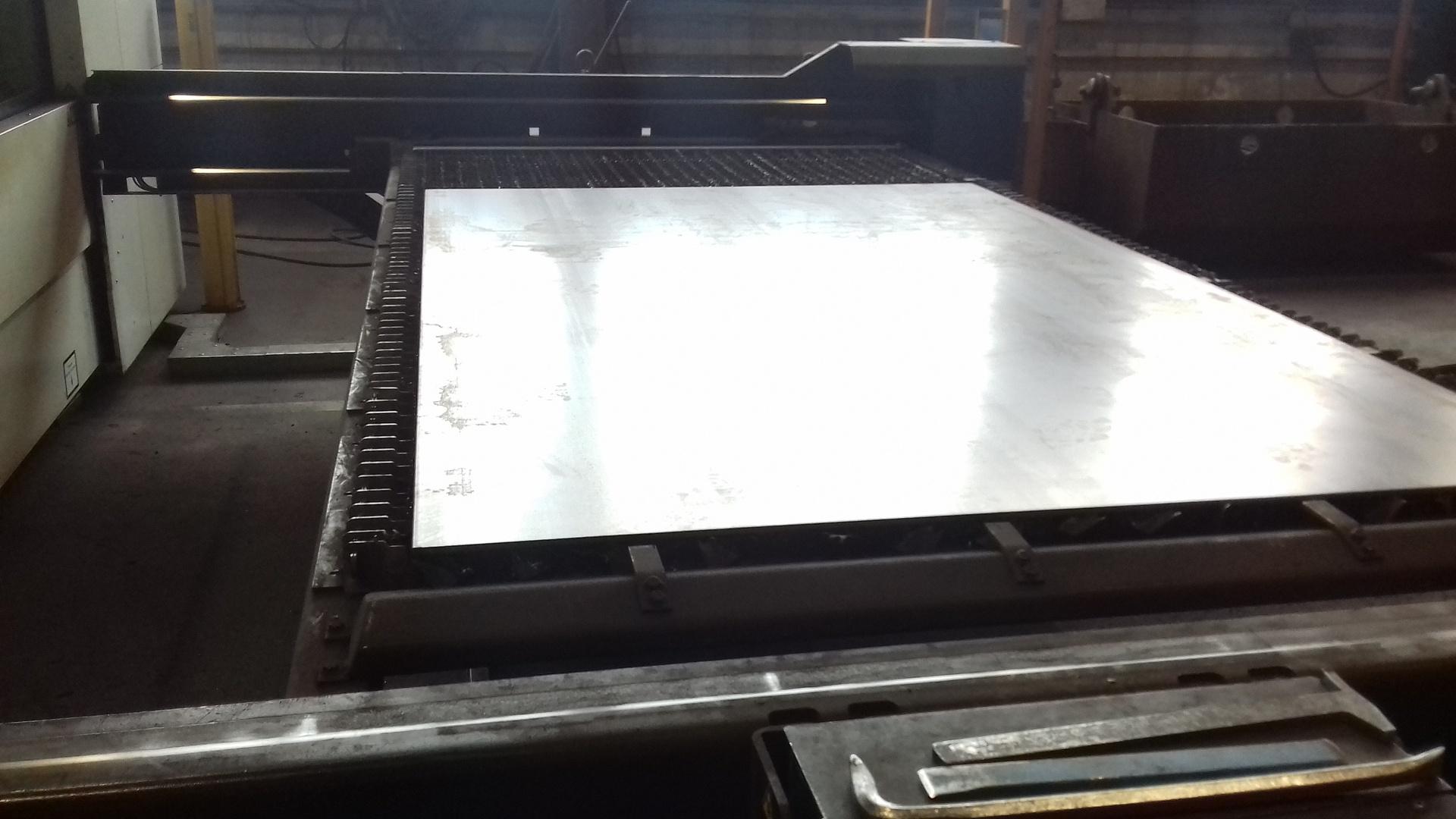Macchina taglio laser TRUMPF TRULASER 1030 FIBER in vendita - foto 3