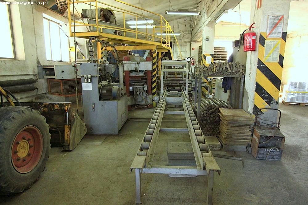 Linea di produzione di piastrelle per pavimentazione in vendita - foto 2