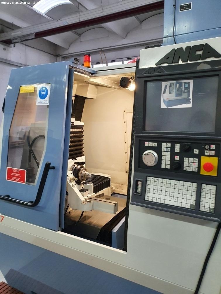 ANCA GX7 CNC affilatrice universale per utensili in vendita - foto 3