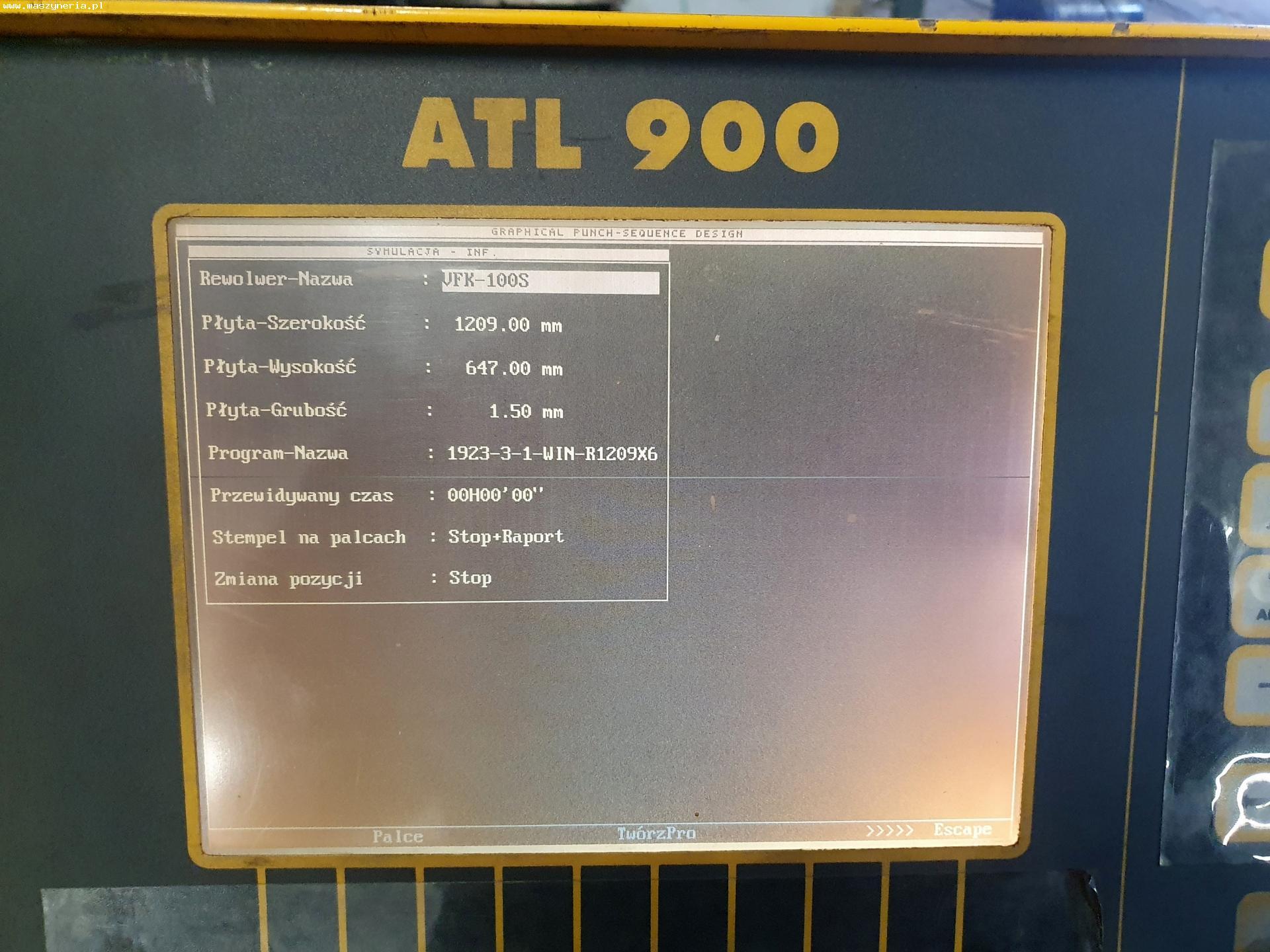 Punzonatrice HACO OMES TOOLMAC V/1 in vendita - foto 5