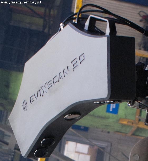 Lo scanner 3D EVATRONIX EVIXSCAN HEAVY DUTY QUADRO in vendita - foto 3