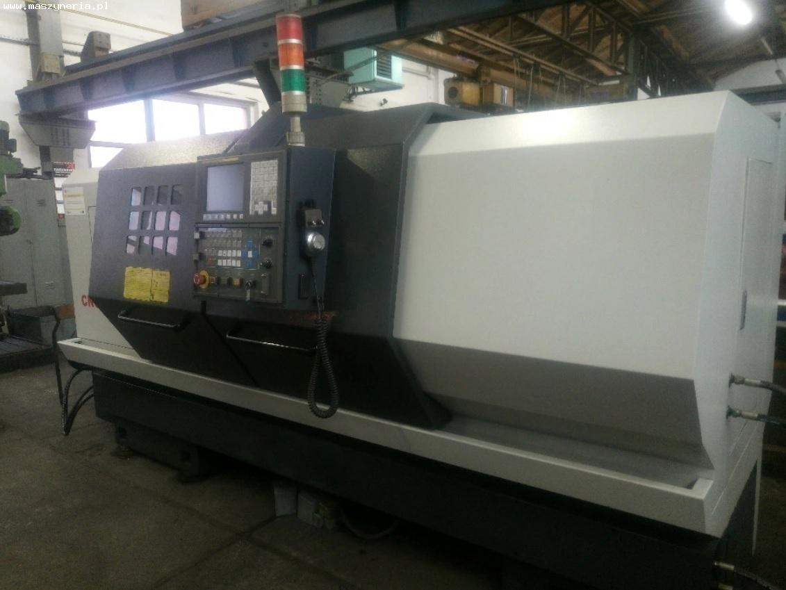 Tornio universale CNC SCK 6166 in vendita - foto 1