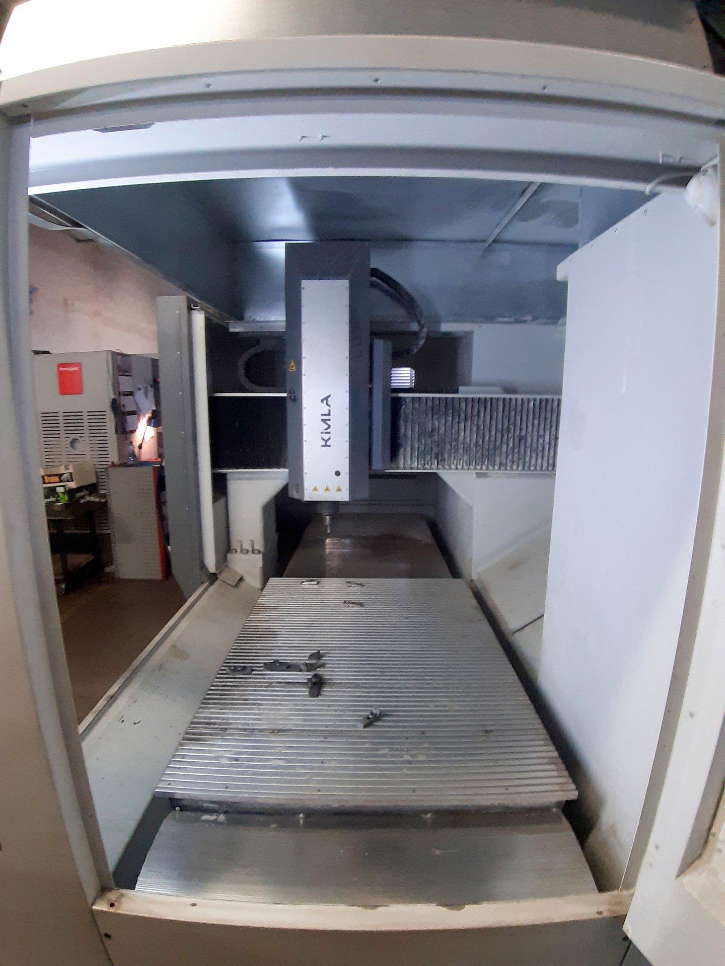 Centro di lavoro CNC KIMLA HSM BFN 1015 Linear in vendita - foto 3
