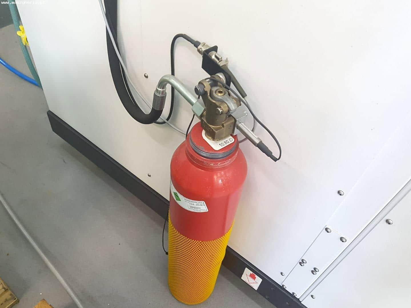 Elettroerosione a tuffo AGIE CHARMILLES FO 350 MS in vendita - foto 8