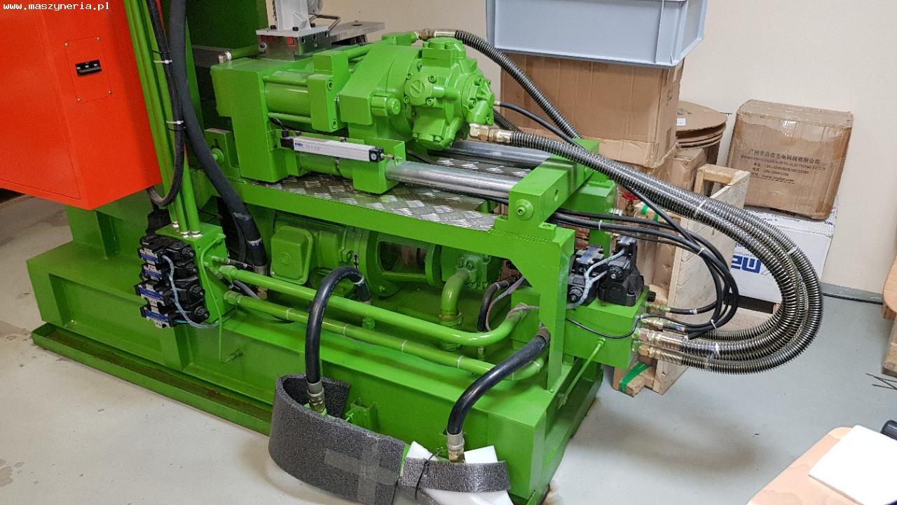 Macchina a iniezione Can Yang Machinery CY-500C in vendita - foto 3