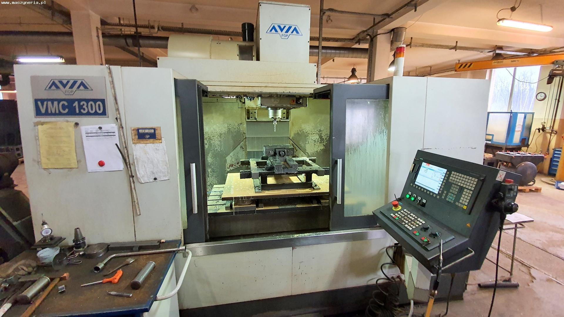 Centro di fresatura verticale AVIA VMC 1300 in vendita - foto 1