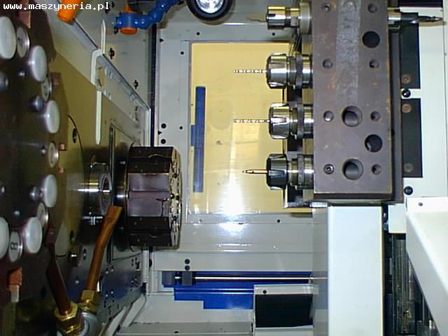 Tornio automatico CNC Manurhin KMX TWIN 207 in vendita - foto 5