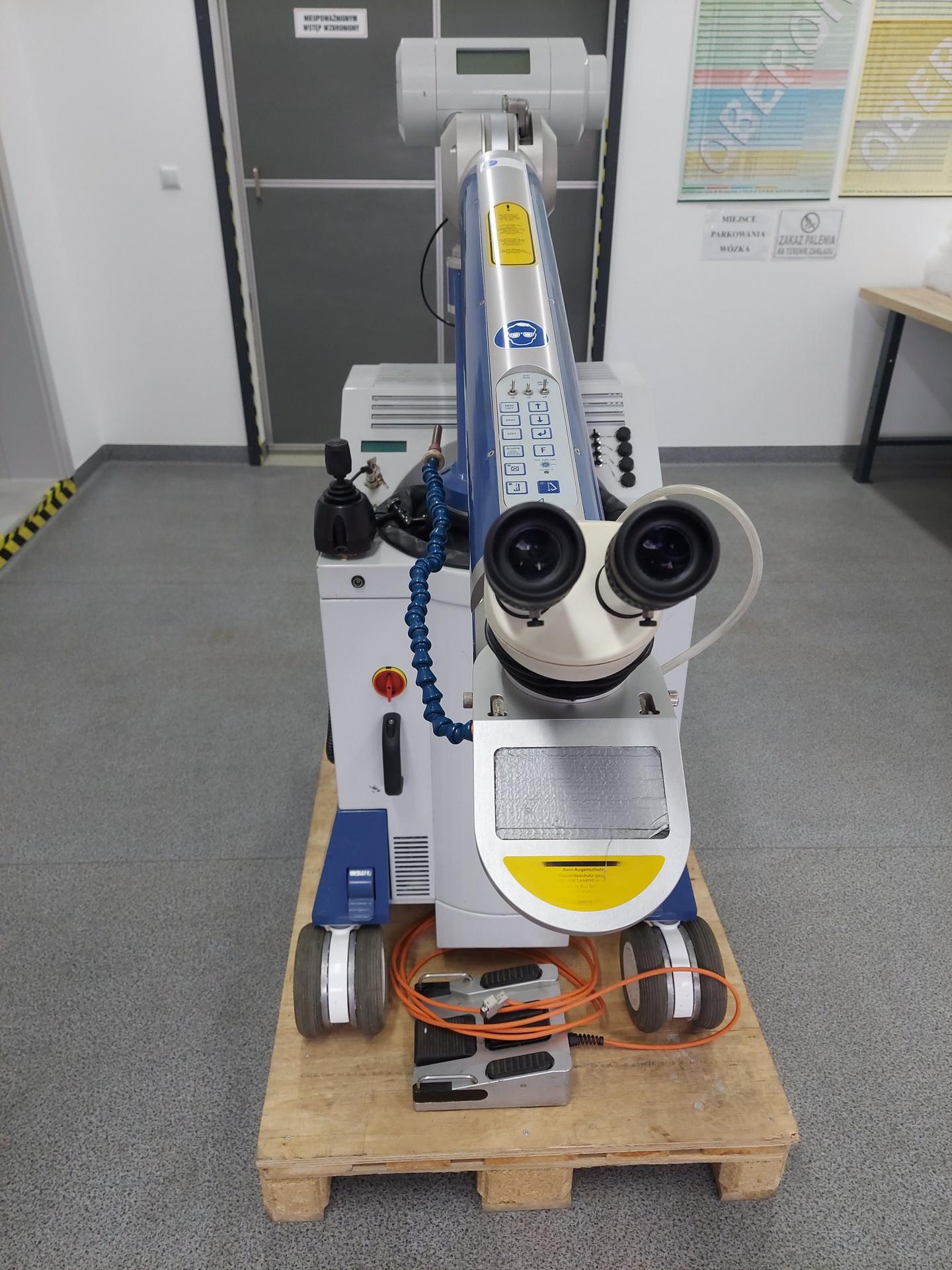 Saldatrice laser ALPHA LASER ALM 200 in vendita - foto 3