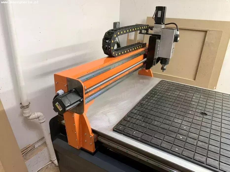 Fresatrice CNC 3D MLM Maschinenbau Luib Martin PLST in vendita - foto 3