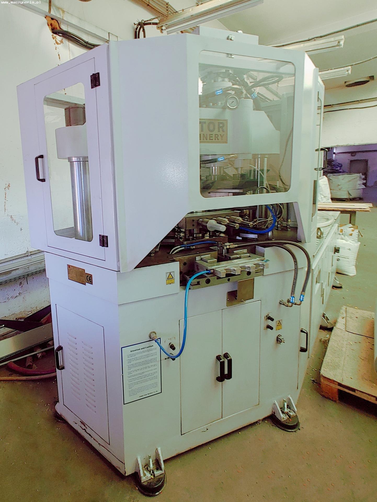 Soffiatrice ad iniezione VICTOR MACHINERY MSZ 30 in vendita - foto 4