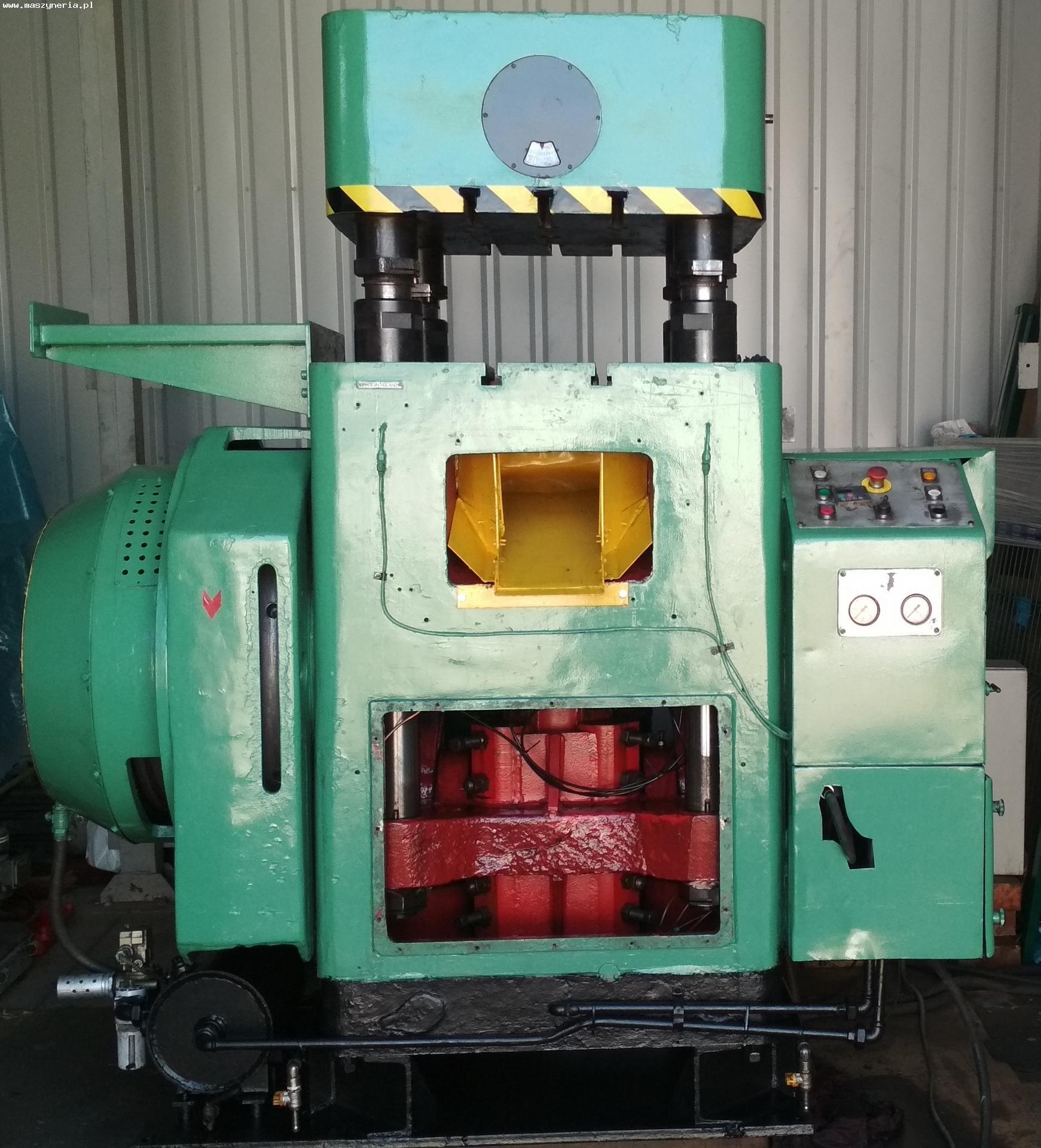 Pressa eccentrica automatica PLASOMAT PAD 63 A in vendita - foto 2