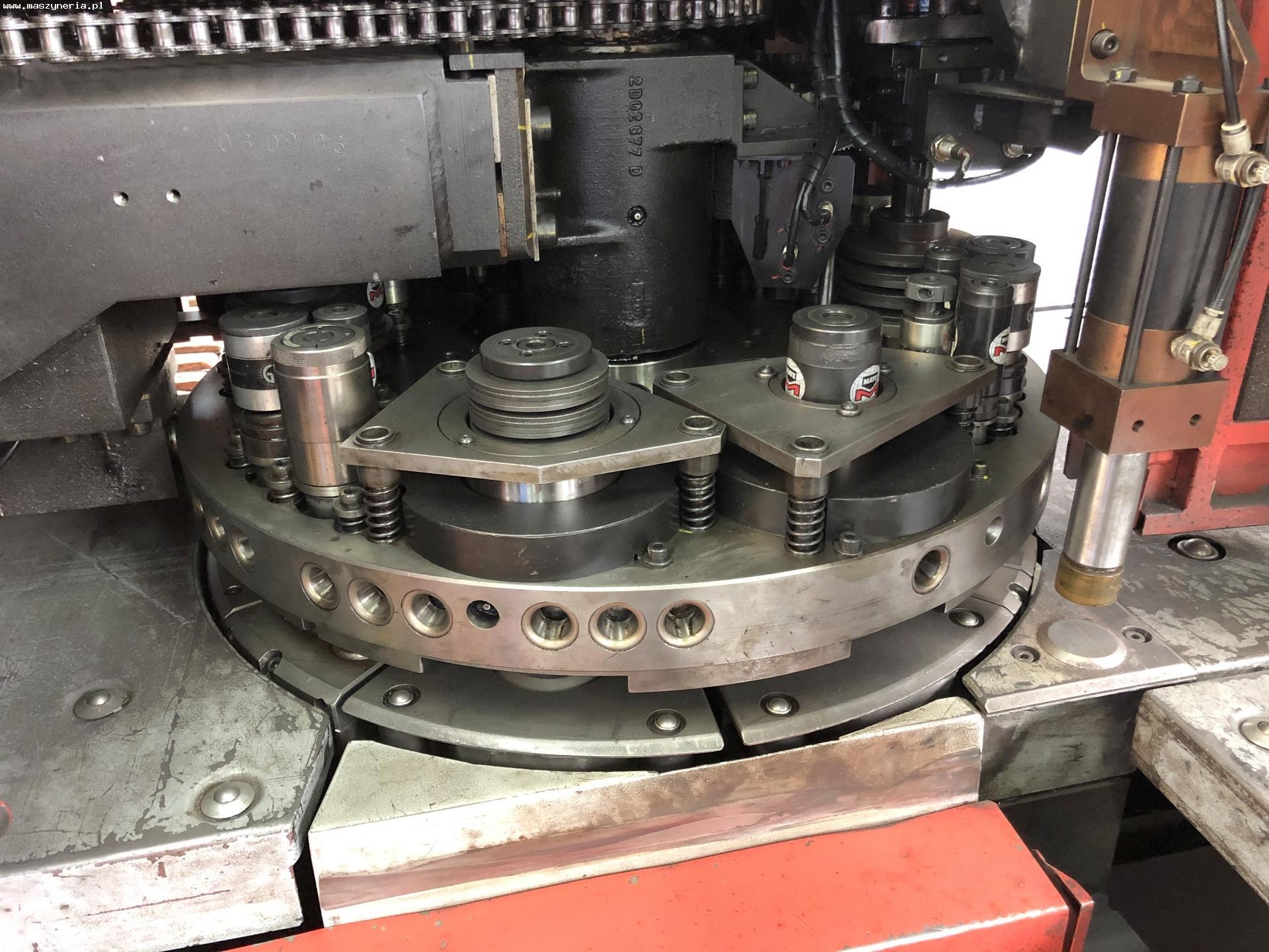 Punzonatrice a torretta AMADA EUROPE 258 in vendita - foto 3