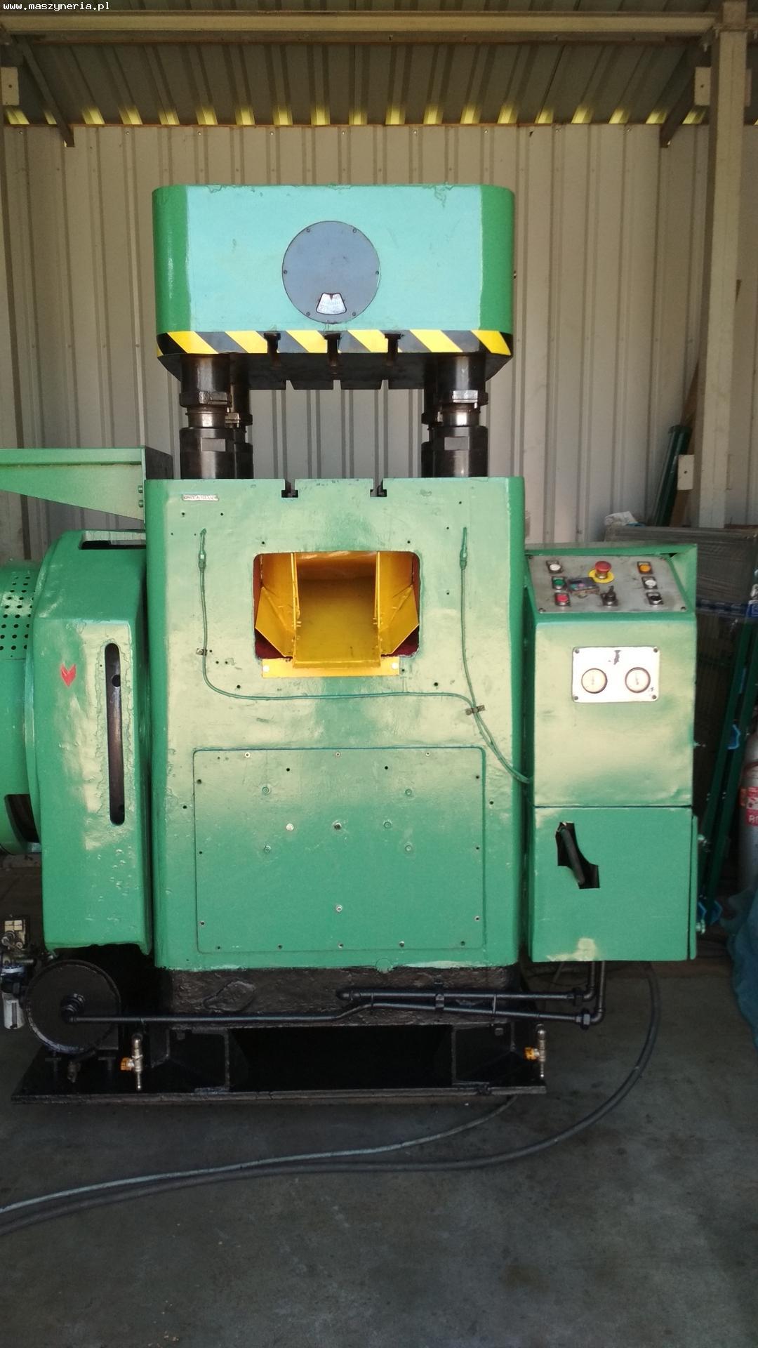 Pressa eccentrica automatica PLASOMAT PAD 63 A in vendita - foto 1