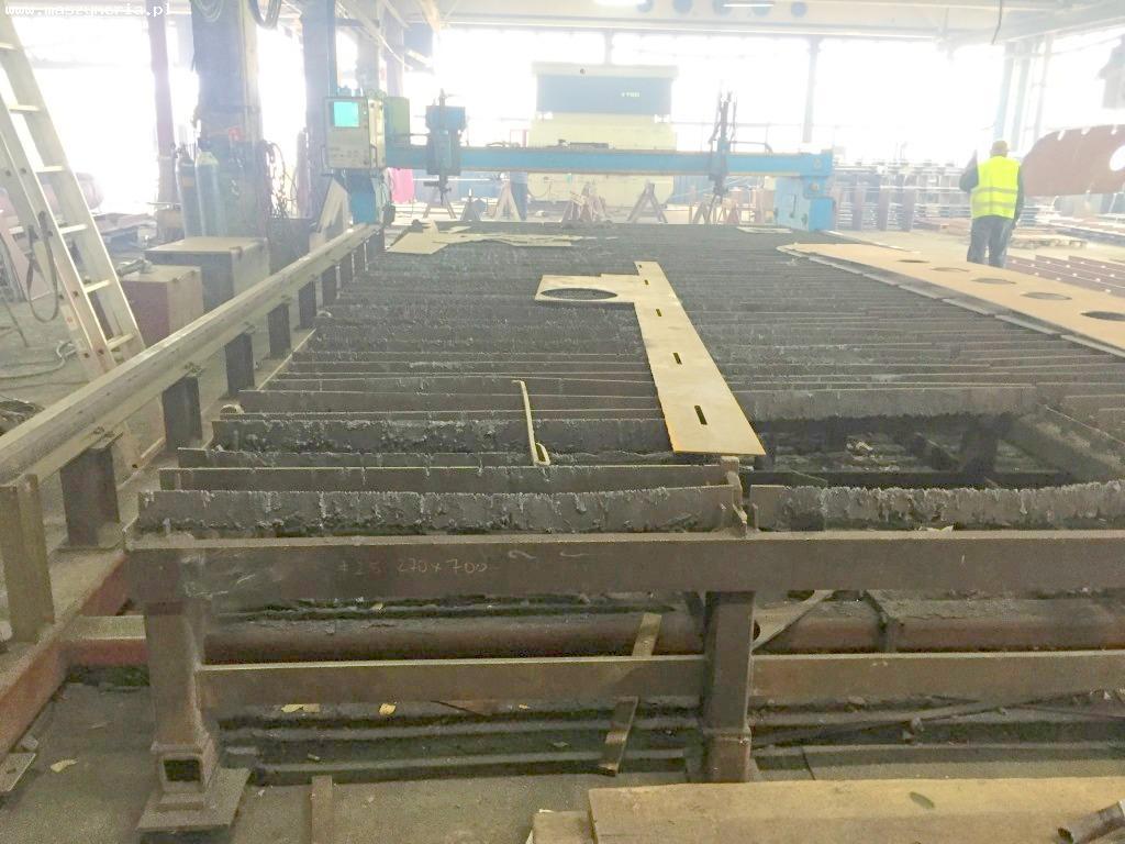 Impianto ossitaglio ZDIS GLIWICE YUN 4000-2 in vendita - foto 4